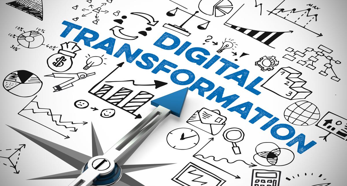 Digital transformation meets obstacles
