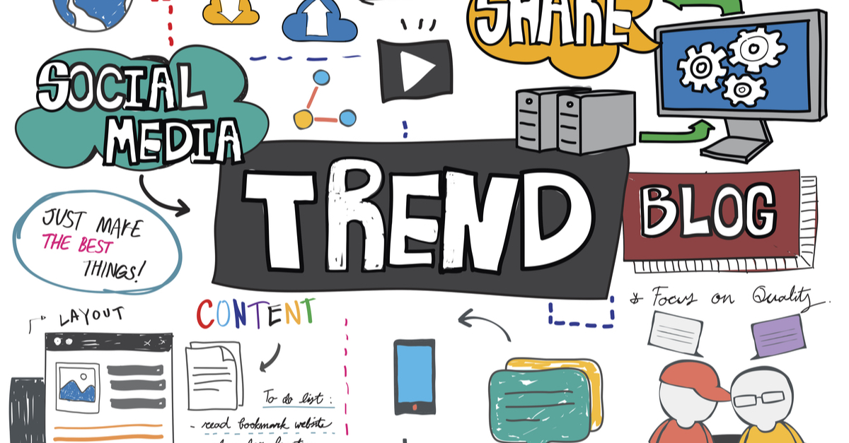 Hot Marketing Trends