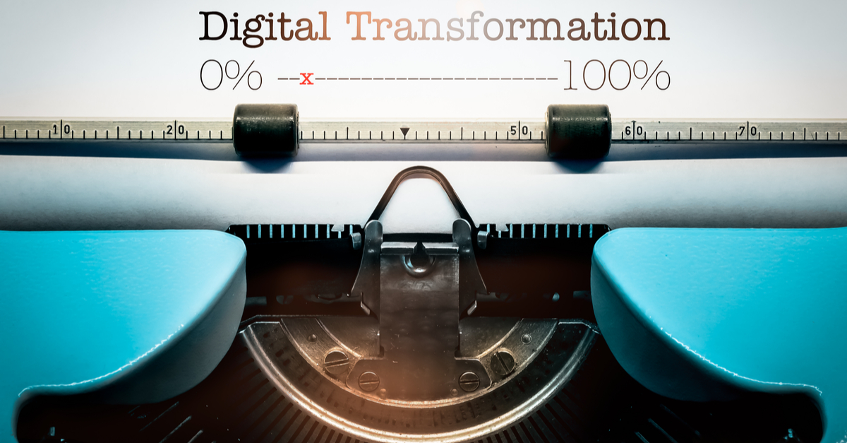 Five tell-tale signs that your digital transformation is happening too slowly