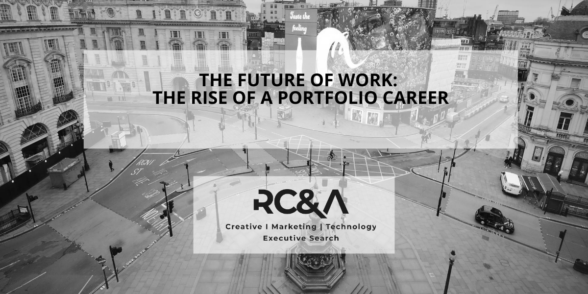 The future of work: the rise of a portfolio career